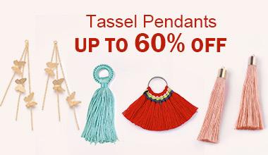 Tassel Pendants Up to 60% OFF