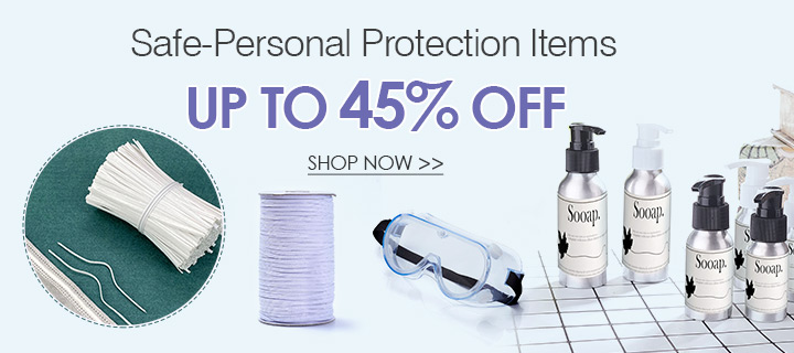 Safe-Personal Protection Items Up to 45% OFF