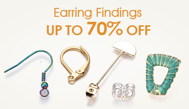 Earring Findings  Up to 70% OFF  Up to 70% OFF