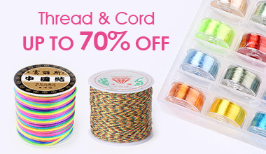 Thread & Cord  Up to 70% OFF