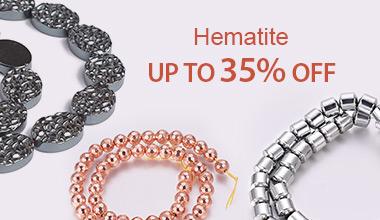 Hematite  Up to 35% OFF