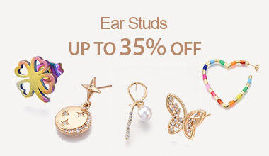 Ear Studs Up to 35% OFF