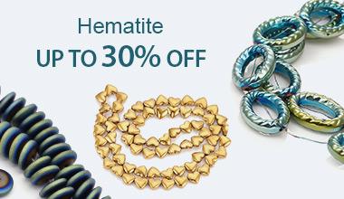 Hematite  Up to 30% OFF