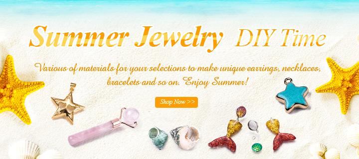Summer  Jewelry Findings
