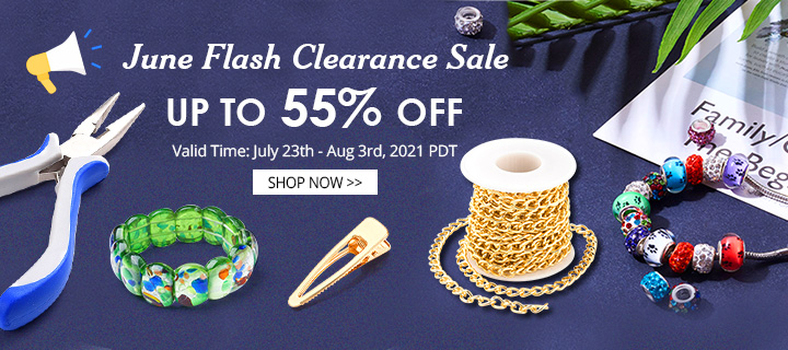 June Flash Clearance Items Up to 55% OFF