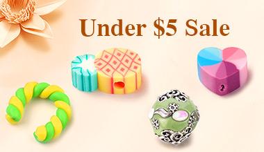 Under $5 Sale