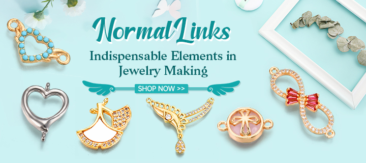 Normal Links Indispensable Elements in Jewelry Making Shop Now