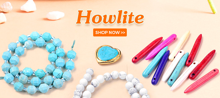 Howlite Shop Now