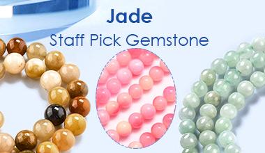 Jade Staff Pick Gemstone