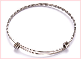 304 Stainless Steel Bangles