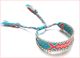 Woolen Braided Bracelets