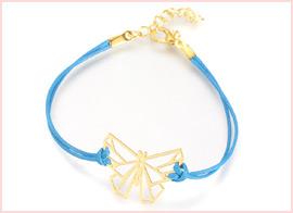 Brass Charm Bracelets