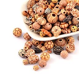 Acrylic Beads-Antique