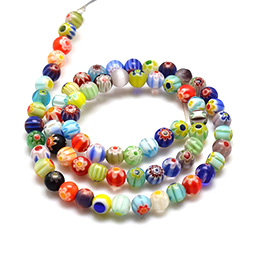Millefiori Glass