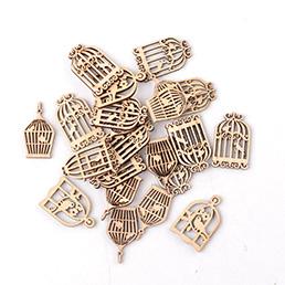 Wood Cabochons
