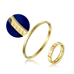 Bracelets & Rings Sets