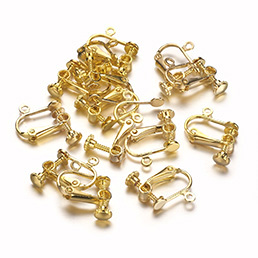 Clip-on Earring Components