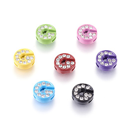 Alphabet Slide Charms
