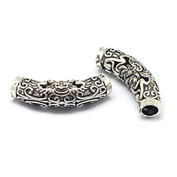 Thai Sterling Silver Beads