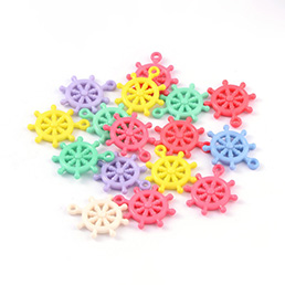 Acrylic Beads-Colorful
