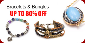 Bracelets & Bangles UP TO 80% OFF