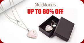 Necklaces UP TO 80% OFF