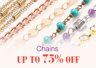 Chains Up to 75% OFF