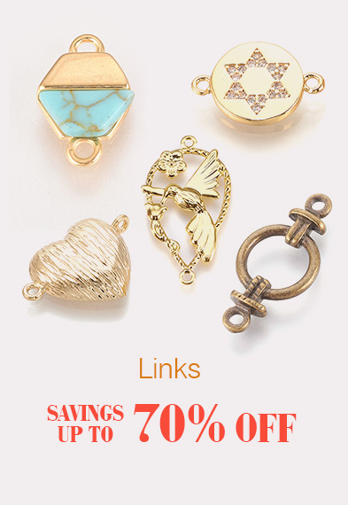 Links Savings Up to 70% OFF
