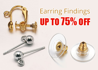 Earring Findings Up to 75% OFF