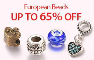 European Beads Up To 65% OFF