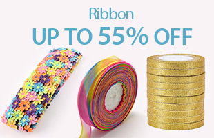 Ribbon Up To 55% OFF