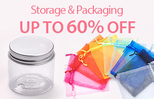 Storage & Packaging Up To 60% OFF