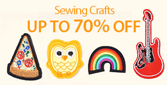 Sewing Crafts UP TO 70% OFF