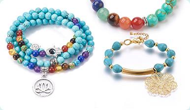 Turquoise Bracelets & Bangles
