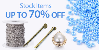 Stock Items Up to 70% OFF