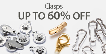 Clasps Up to 60% OFF