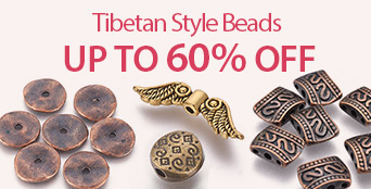 Tibetan Style Beads Up to 60% OFF