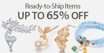 Ready-to-Ship Items Up to 65% OFF