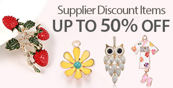 Supplier Discount Items Up to 50% OFF