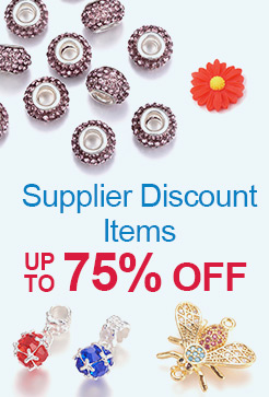 Supplier Discount Items Up To 75% OFF
