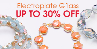 Electroplate G1ass Up to 30% OFF
