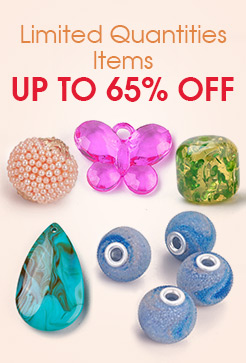 Limited Quantities Items Up to 55% OFF