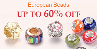 European Beads Up To 60% OFF