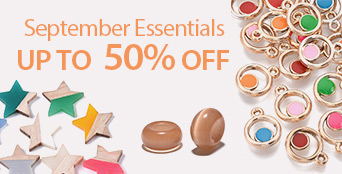 September Essentials Up to 50% OFF