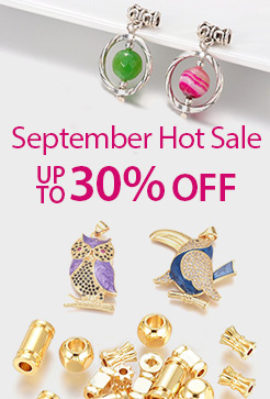 September Hot Sale Up to 30% OFF