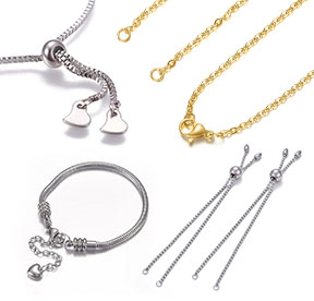 Stainless Steel Jewelry Making