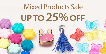 Mixed Products Sale Up to 25% OFF