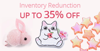 Inventory Redunction Up to 35% OFF