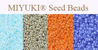 MIYUKI® Seed Beads
