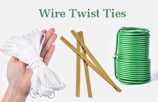 Wire Twist Ties